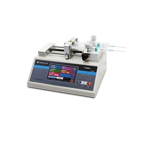 双通道实验室注射泵TYD01-02